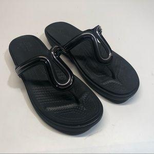 Crocs dual comfort sandals